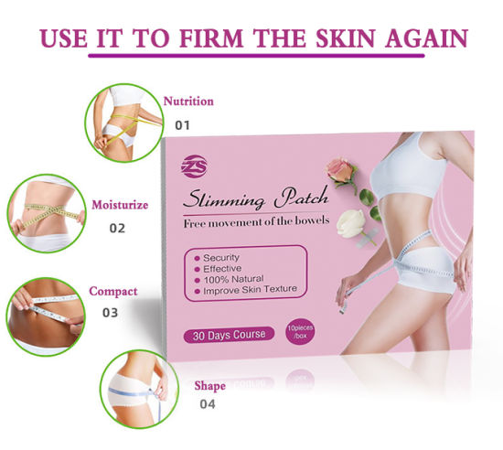 Weight Loss Products Body Shaping Slimming Patch