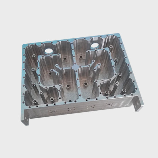 CNC Milling Aluminum Housing for Telecommunication Using pictures & photos