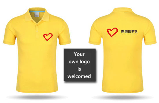 Cheap Wholesale Polo Tshirt Blank Polo Shirts Unisex Uniform pictures & photos