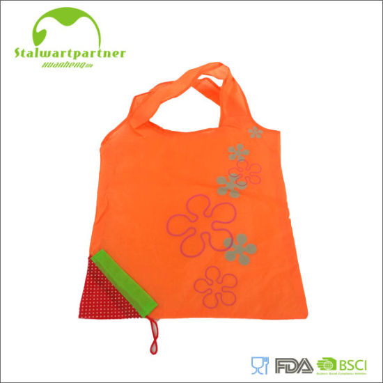 Reusable Foldable Cute Budget Gift PP Woven Fabric Shopping Bag pictures & photos