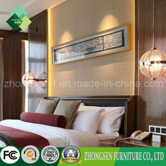 Factory Wholesale European Style Bedroom Furniture Set For Sale (ZSTF 05)