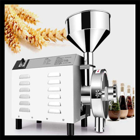 Newest Home Portable Spices and Pepper Grinding Mill Machine pictures & photos