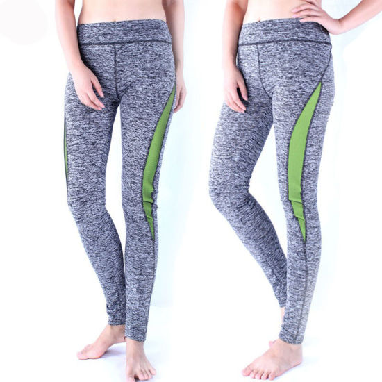 cd244ff35145c Custom Sublimation Fitness Wear Leggings Laides Spandex Yoga Pants Fit for  Gym and Sports