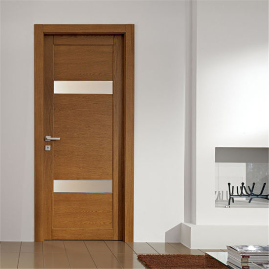 China Modern Interior Wood Door Designs, Hotel Wood Bedroom Door ...