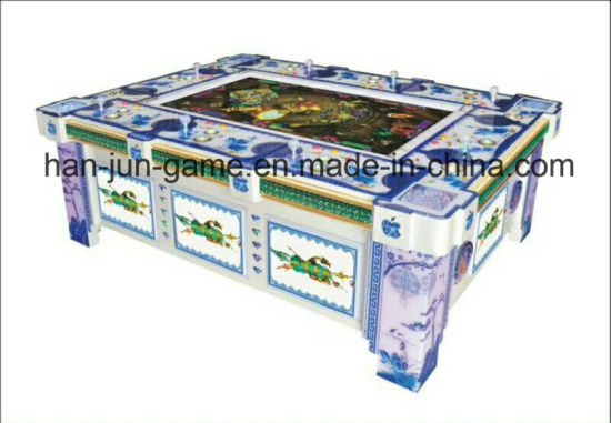 Coin Operated Amusement Ocean King 3 Arcade Fishing Game Machines pictures & photos