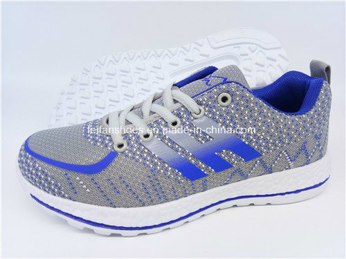Cheap Women Running Sport Sneaker Shoes Casual Footwear Shoes with Customized (FZJ0115-5)