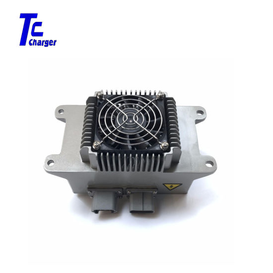 1.8kw LiFePO4 Charger for Lithium Ion Battery Pack Can Bus
