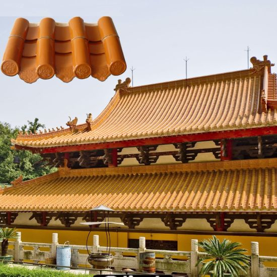 Traditional Chinese Terracotta Clay Roof Tiles Malaysia