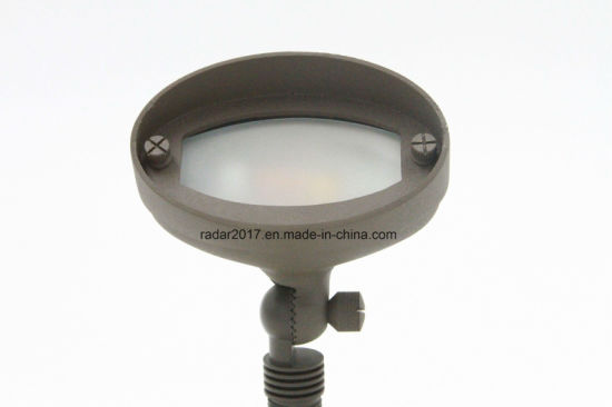 Popular LED Landscape Light Aluminum Flood Light Waterproof G4 Lamp pictures & photos