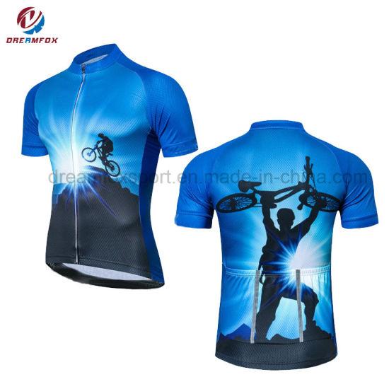 0368d90e1 Custom Sportswear Breathable Cycling Jerseys Sublimation Women′s Cycling  Wear