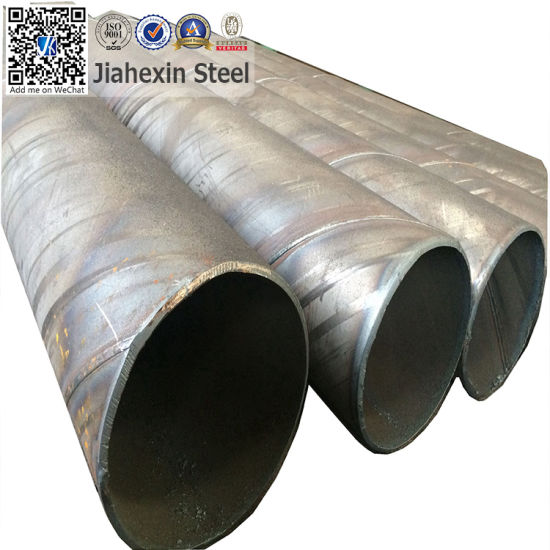 SSAW Steel Pipe Spiral Submerged Arc Welding Steel Pipe pictures & photos