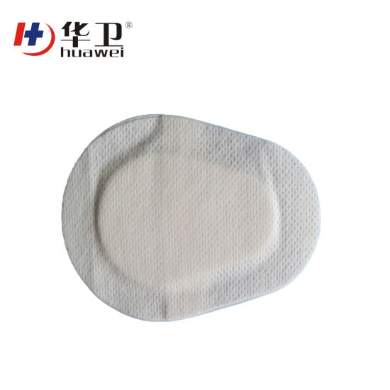 High Quality Surgical Disposable Non Woven Adhesive Wound Dressing