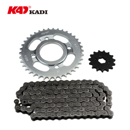Chain Kit of Motorcycle Parts for Cg125