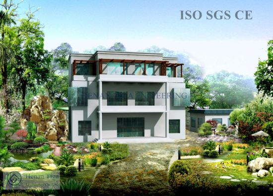 Customizable Steel Structure Prefabricated House, Prefab Modular House