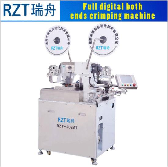Both Ends Crimping Machine Stripping Machine Cutting Machine