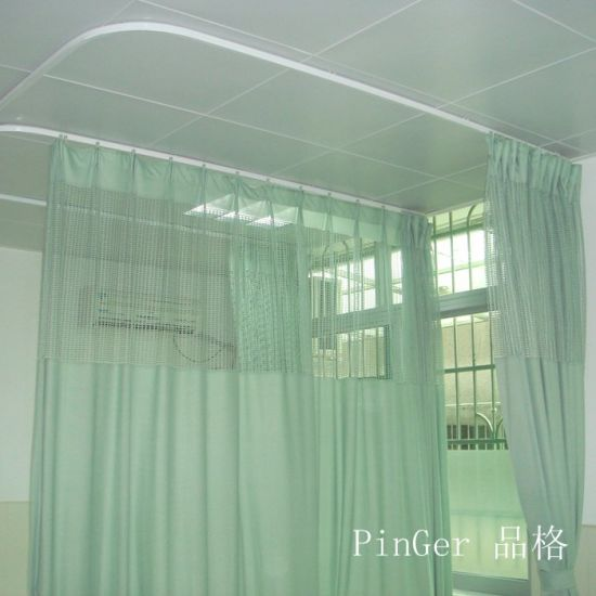 "Aluminum Track in ""I"" Shape for Medical Curtain pictures & photos"
