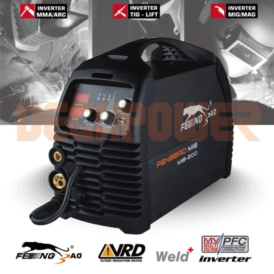 Ce Approved IGBT TIG MMA Inverter Welding Machine MIG/Mag Welder pictures & photos