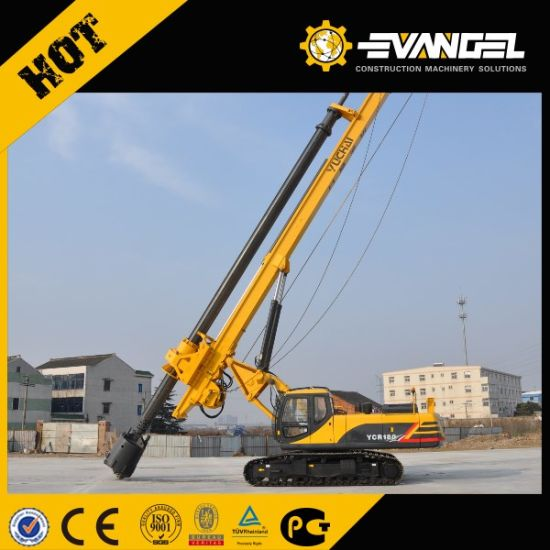 Yuchai 180kn 1800mm 60m Drilling Machine Rotary Drilling Rig pictures & photos