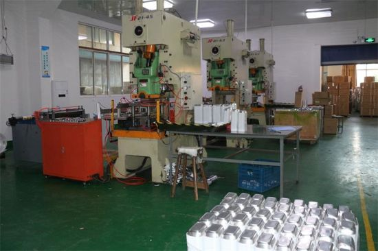 Disposable Aluminum Container Making Machine (80T) pictures & photos