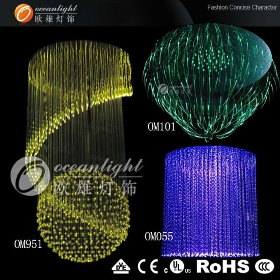 Fiber Optic Chandelier (OM060) pictures & photos