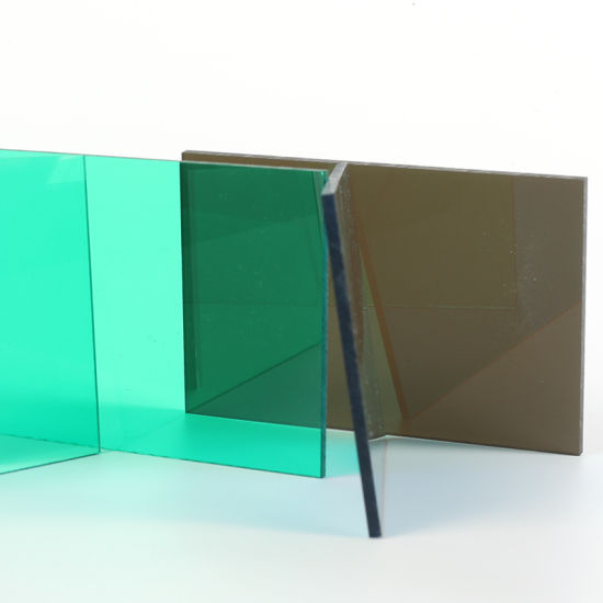 China SGS Approved Colored Polycarbonate Sheet Polycarbonate Board ...