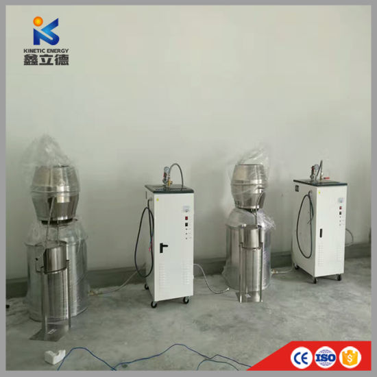 Portable Essential Oil Extraction Machine and Hemp Essential Oil Distillation Equipment From China