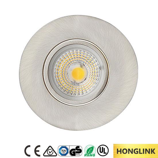 12V Ultra Thin LED Under Cabinet Light Slim Closet Light Surface Mount Puck  Lights