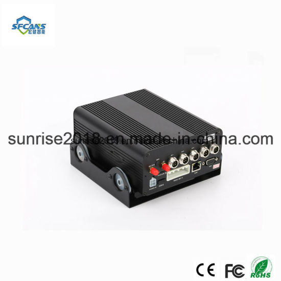 WiFi GPS 4G Bus Mobile DVR for Cars and Trucks Fleet Management pictures & photos