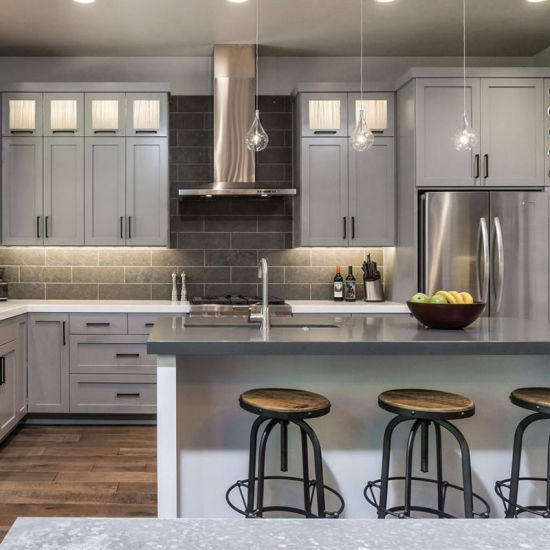 Affordable Modern Kitchen Cabinets China Modern Style Cheap Price Affordable Compact Kitchen Cabinets