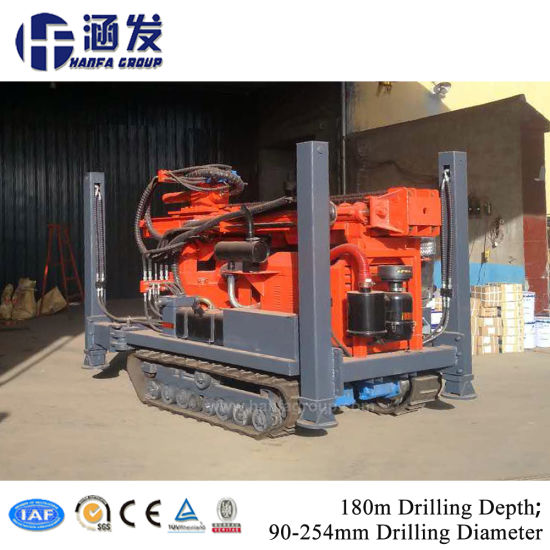 Homemade Water Well Drilling Rig with Cheap Price pictures & photos