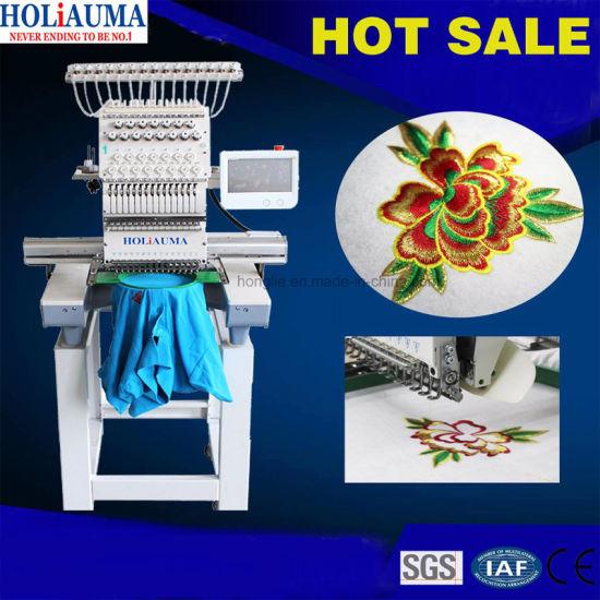 Holiauma Ho1501c 1 Head Cheap Embroidery Machine China Price With