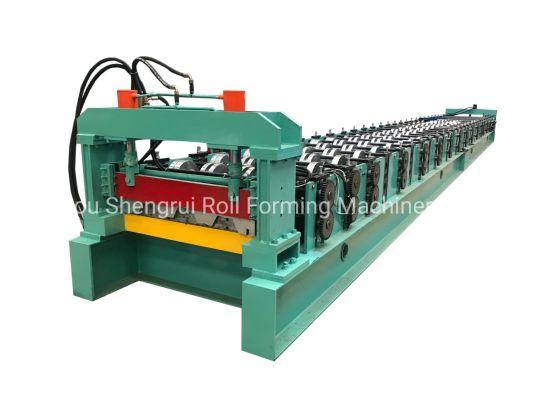 Metal Roll Former Machine/Metal Panel Machine/R Panel Roll Forming Machine for Sale