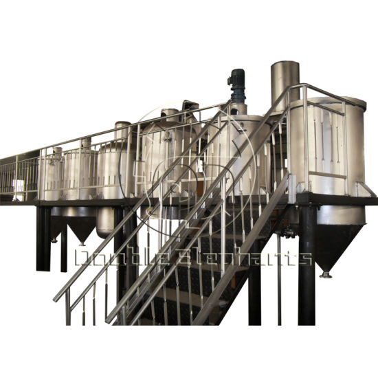 Corn Crude Soybean Oil Refinery Machine Vegetable Refining Plant for Sale in United States pictures & photos