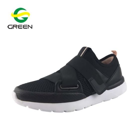 015c91ea8495 Greenshoe New Arrival Latest Women Fashion Running Shoes Make Your Own  Running Shoes Custom Brand Black