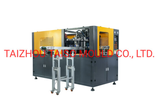 5L Pet Plastic Jar/Barrel Width Mouth Neck Edible Oil Bottles Fully/Full Automatic Blow/Blowing Moulding/Molding Making Machinery/Machine