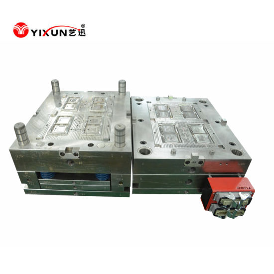 Dongguan Plastic Injection Mold Factory for Combined Socket and Switch