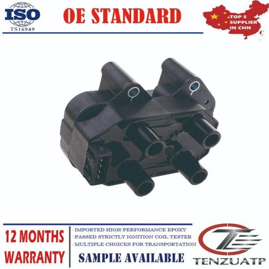 ignition coil for citroen xantia/xm/xsara/zx peugeot 306/405/406/605/806/partner  96074054 92099894 245040