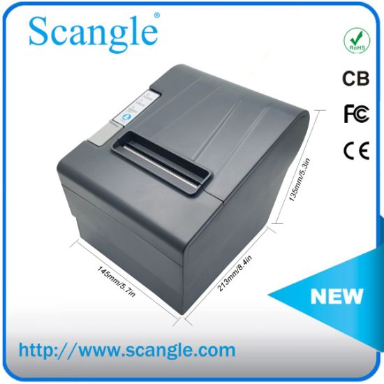 USB Port 80mm Thermal Receipt Printer Cheap Price