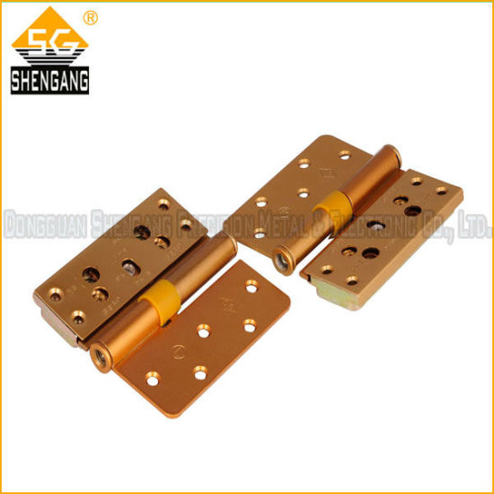China Japanese Safety Zinc Rising Butt Hinge China Butt Door Hinge Butterfly Hinge