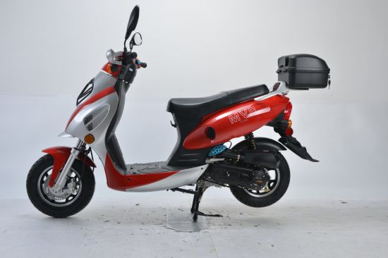 Gas Scooter with 49cc Engine, Small Engine, Front Disc Brake pictures & photos