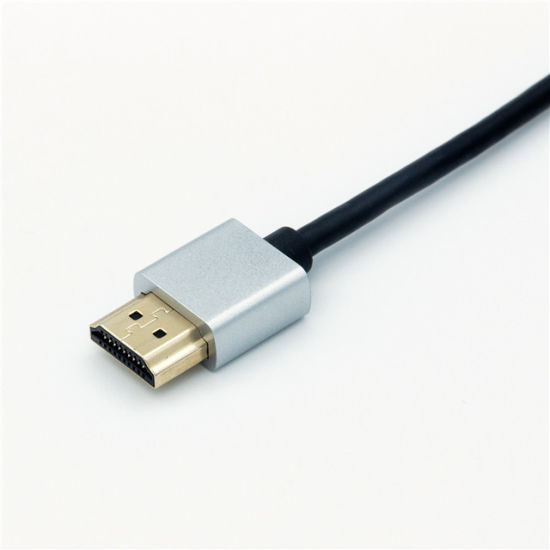 Ycom Ultra Slim Series High Speed HDMI Cable with Ethernet pictures & photos