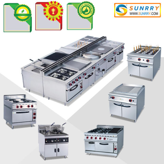 High Quality Commercial Stainless Steel Restaurant Kitchen