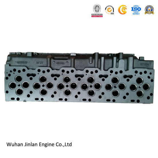Cylinder Head Bare 6L 6lt 5.9L Engine Parts