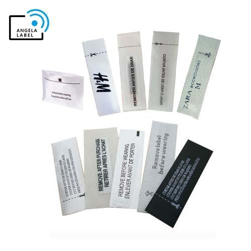 Anti-Theft 58kHz Dr Label, Am Alarm Clothing Label, Sew-in Label, Dr Am Labels, Dr Pocket Label