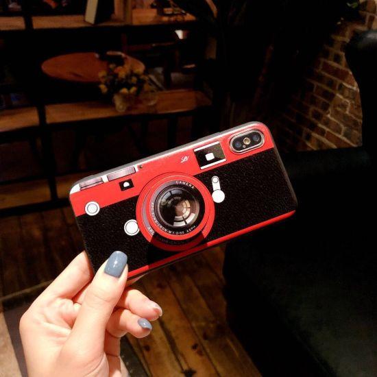 on sale 26c25 ef1d1 China New Design Camera Popsockets Soft Shockproof TPU Phone Case ...
