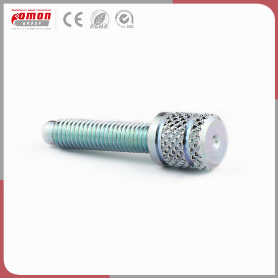 China Customized Design Round Head Eye Hex Anchor Screw Bolt