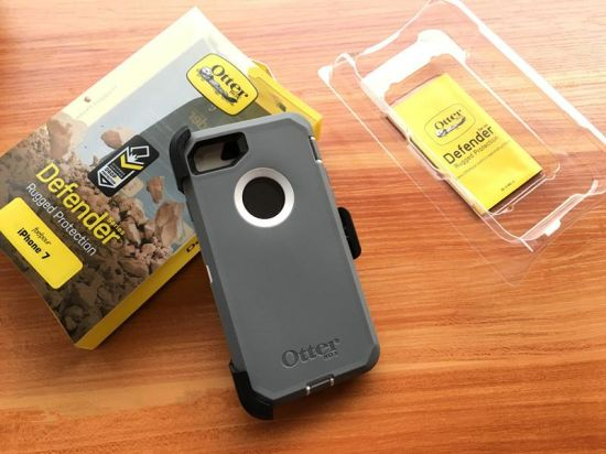 Hot Selling Mobile Phone Housing iPhone Case High Impact Otter Box Defender Cases for Iphonex with Otterbox