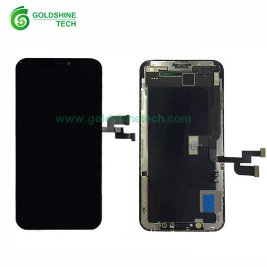 Wholesale Price LCD Touch Screen Display for iPhone X OLED Gx/Zy pictures & photos