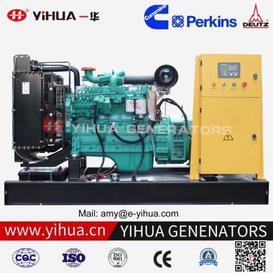 Ce Approved 20kVA-1500kVA Cummins Power Silent Diesel Electric Generator