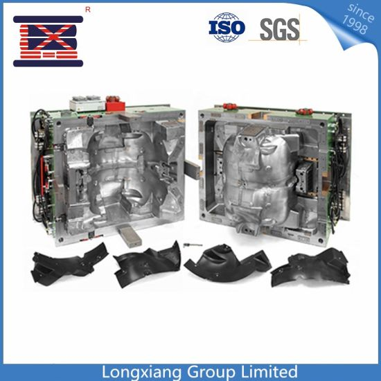 Automotive Components Molds for Fan Shroud/Cooling Systems/Resonators/Fuel Tank System/Electrical Covers